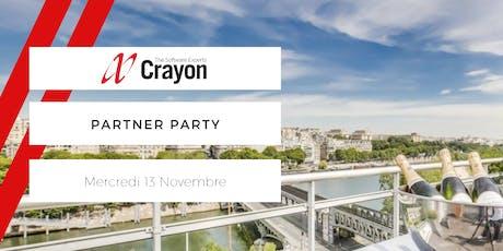 Crayon Partner Party billets