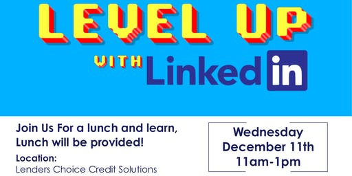 Level Up on LinkedIn: FOR REALTORS