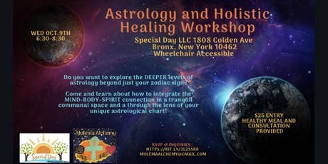 Astrology and Holistic Healing Workshop tickets
