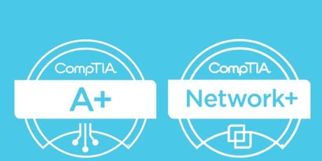Learn CompTIA A+/Network+ Boot Camp and Get Certified  tickets
