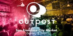 Outpost San Francisco City Market 2019