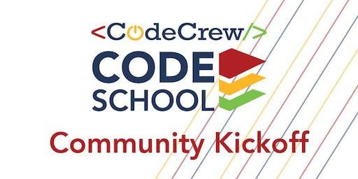 Code School Community Kickoff