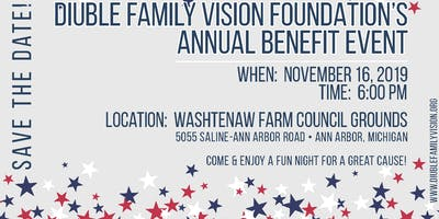 Diuble Family Vision's Annual Benefit Dinner & Auction