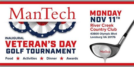 Inaugural ManTech Veteran's Day Charity Event tickets