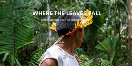 Where the Leaves Fall Issue One magazine launch tickets