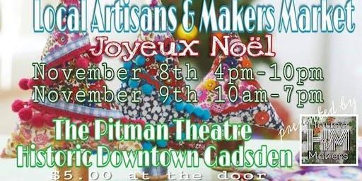 Joyeux Noel Apple.Local Artisans Makers Market Presents Joyeux Noel Tickets