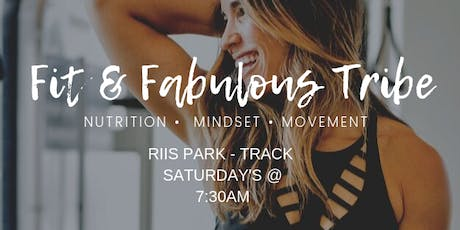 Fit & Fabulous Training Tribe   tickets