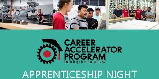 Apprenticeship Night