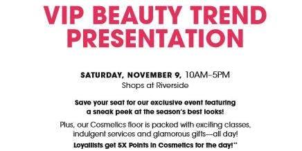 Makeup Date Bloomingdale's The Shops At Riverside