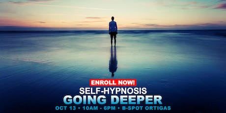 SELF HYPNOSIS: Going Deeper with Dr. Strix Toledo tickets