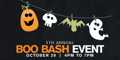 5th Annual Boo Bash Event
