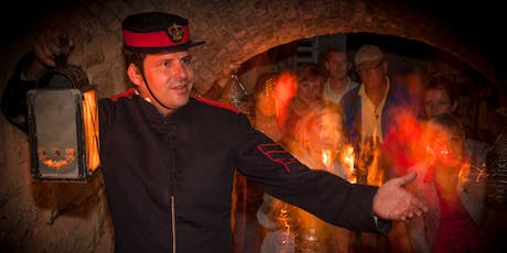 Halifax Citadel Ghost Tour - September 26 tickets