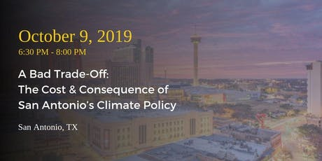 A Bad Trade-Off III: The Cost & Consequence of San Antonio's Climate Policy tickets
