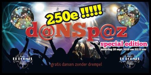 250e d@NSp@z, het gratis dansevent in De Spoorzone 013