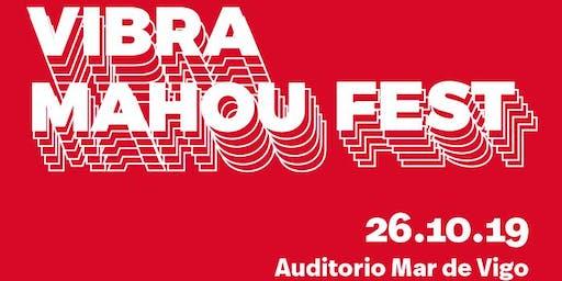 Vibra Mahou Fest en el Auditorio Mar de Vigo