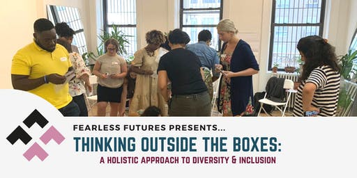 Thinking outside the boxes: a holistic approach to inclusion