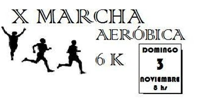 Marcha Aeróbica 2019