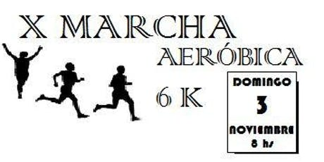 Marcha Aeróbica 2019 entradas