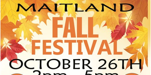 City of Maitland's Fall Festival