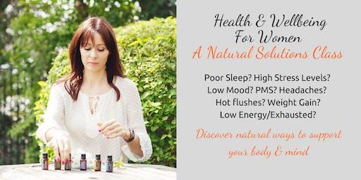 Happy Hormones & Women's Health - ONLINE CLASS