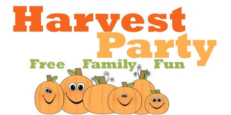 2019 Harvest Party tickets