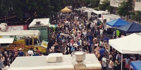 ORIGINAL GAINESVILLE FOOD TRUCK RALLY tickets