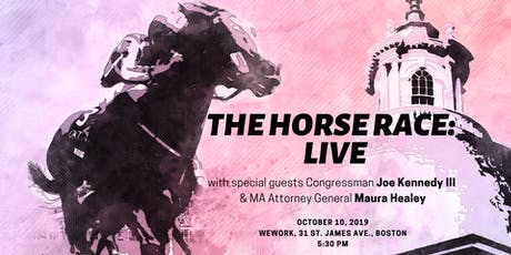 The Horse Race LIVE: And They're Off! tickets