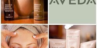 20% Friends & Family Event at Aveda