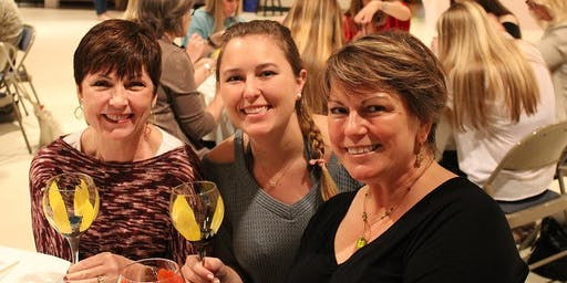 Special Event - Wine Glass Painting Class at the Davidson Wine Co.