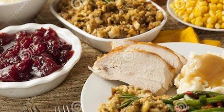 Thanksgiving Dinner Cooking Class  tickets