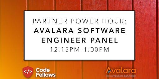 Avalara Software Engineer Panel