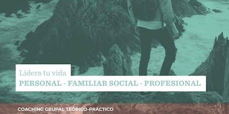 Programa Desarrollo del Liderazgo Personal y de la Inteligencia Emocional entradas