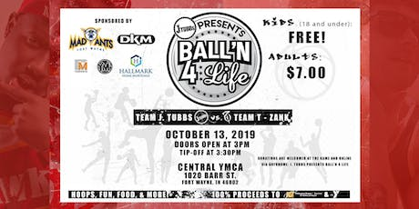 J. Tubbs Presents Ball'N 4 Life tickets