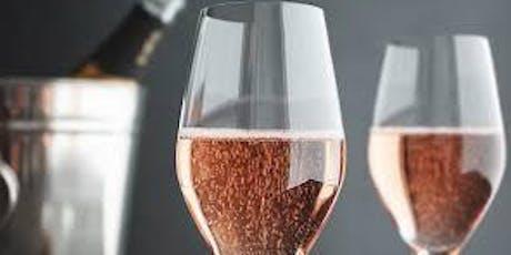 Champagne vs Rose ft. Sarah Tritant Brand Ambassador for Pommery Champagne tickets