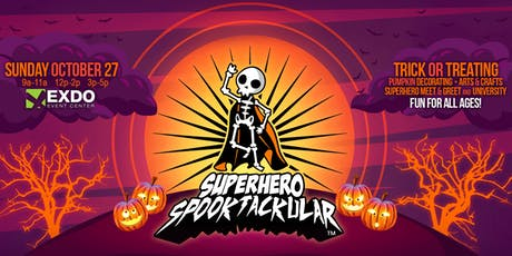 Superhero Spooktacular Denver tickets