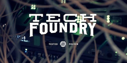 Tech Foundry Ramp-to-Hire Employer Focus Group