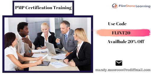 PMP Bootcamp training in Port Hardy, BC