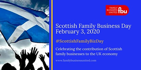 Scottish Family Business Day 2020 tickets