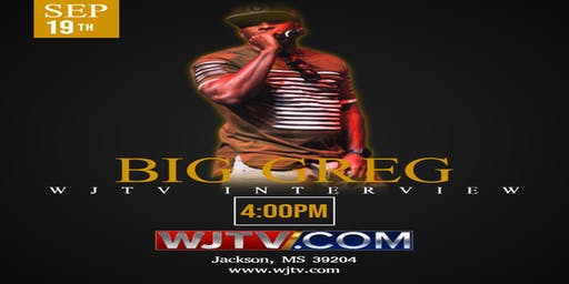 Big Greg - Oh No Media/Promotional Tour (Jackson, MS)