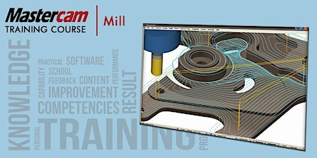 Mill Part 1 - 2D Machining (ACTC - 4 Days) tickets