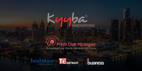 Pitch Club Detroit @ Industry Innovation Center   tickets