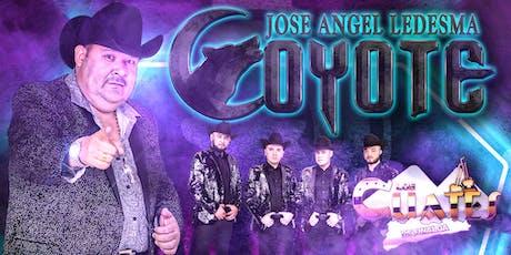 EL COYOTE - LOS CUATES tickets
