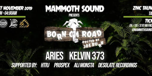 Mammoth Sound Halloween Special - Born On Road, Aries/Kelvin 373