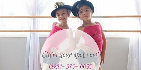 Stellar Dance Kids Free Week, Intro to Dance Class tickets