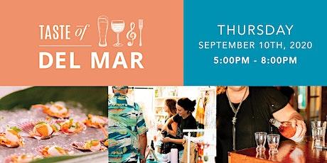Taste of Del Mar 2020 biglietti