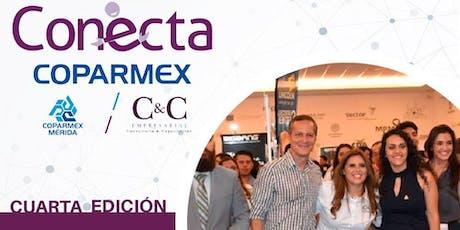 Conecta Coparmex con CyC Empresarial 2019 boletos