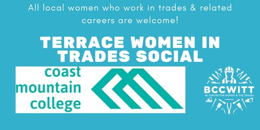 Women in Trades Social at Coast Mountain College