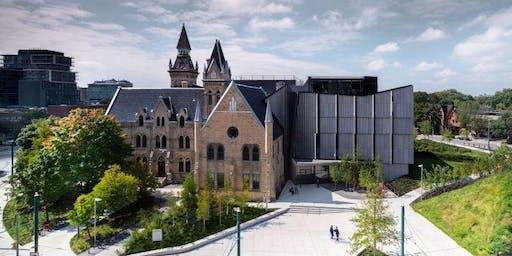 Daniels Faculty Graduate Open House 2019