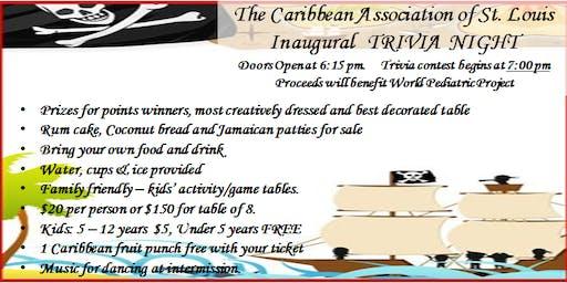 """Pirates of the Caribbean"" Trivia Night"