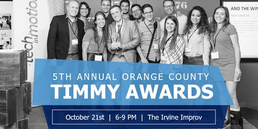 Orange County's 5th Annual Timmy Awards